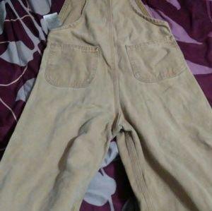 Carhartt Bottoms - Boys Carhartt overalls size 7